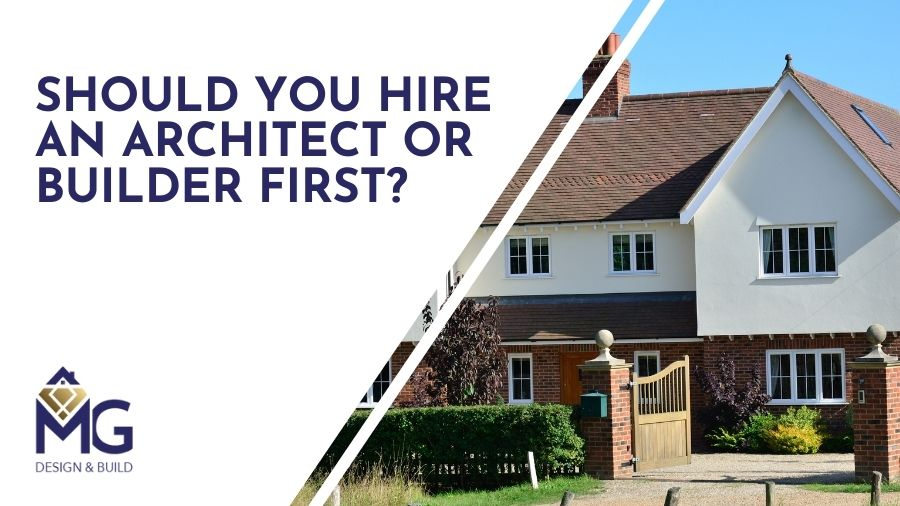 Luxury Homebuilding: Should You Hire an Architect or Builder First?
